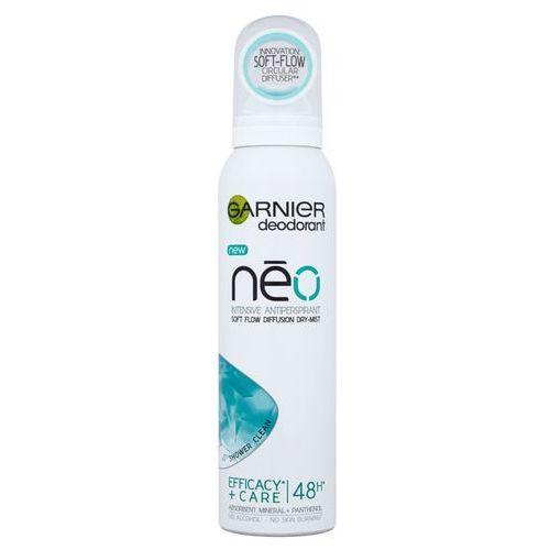 Neo deodorant antiperspirant dezodorant antyperspirant shower clean 150ml marki Garnier