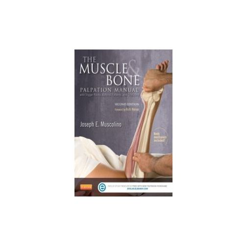 Muscle and Bone Palpation Manual with Trigger Points, Referral Patterns and Stretching (9780323221962)