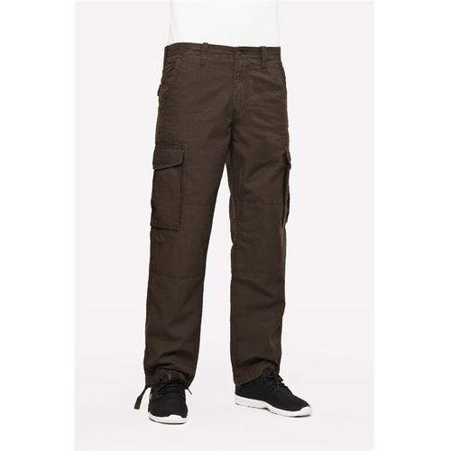 Reell Spodnie - cargo pant ripstop brown (ripstop br) rozmiar: 32/32