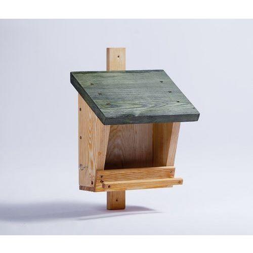Odstraszanie Karmnik dla ptaków typ sikorka