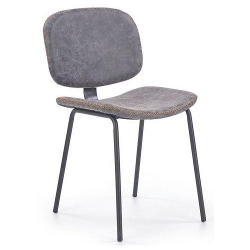 Krzesło industrialne Terrin - popielate