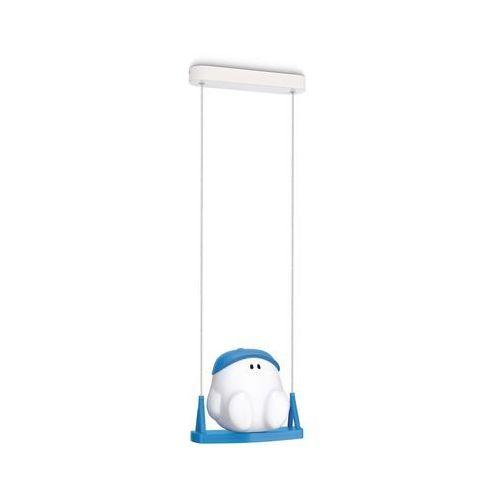 Philips 41070/35/16 - Lampa wisząca dziecięca MYKIDSROOM BUDDY SWING 1xE27/15W/230V