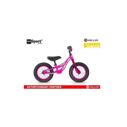 """Rowerek biegowy KELLYS KITE 12"""" neon pink 2017"""