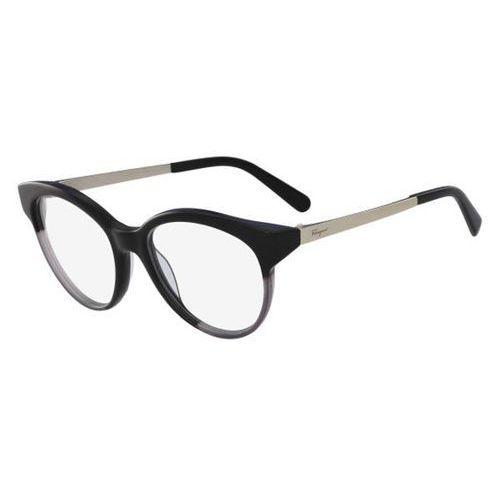 Salvatore ferragamo Okulary korekcyjne sf 2784 013