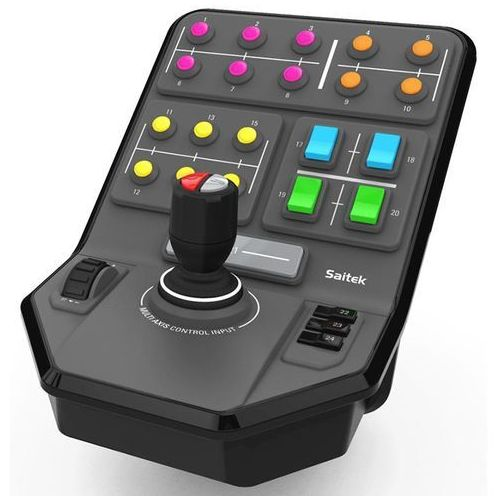 Joystick LOGITECH Farm Sim Vehicle Side Panel USB + Zamów z DOSTAWĄ JUTRO! + DARMOWY TRANSPORT!