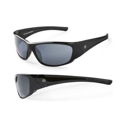 Accent 610-40-82_acc okulary freak czarno-białe