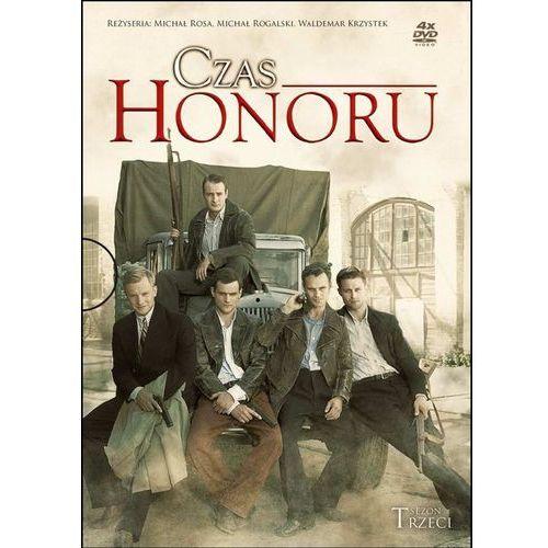 Telewizja polska Czas honoru sezon 3 (5902600066736)
