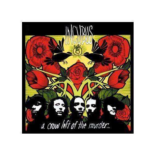 INCUBUS - A CROW LEFT OF THE MURDER (CD)