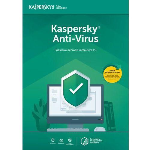 Kaspersky antyvirus 2018 3 pc esd odnowienie