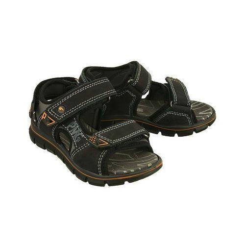 Primigi 76521/00 nero/grigio, sandały dziecięce, rozmiary 31-34 (9968801320066)