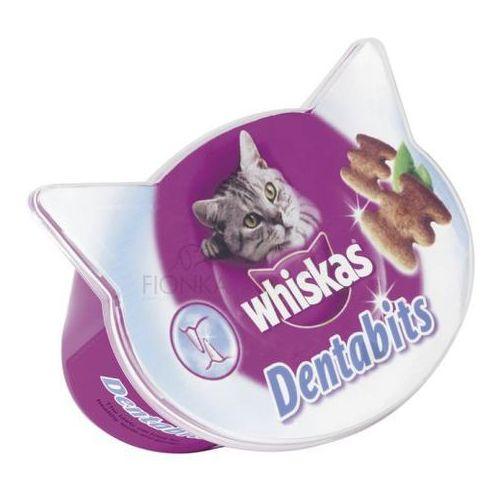 WHISKAS Dentabits chrupki czyszczące zęby dla kota - produkt z kategorii- Karmy i przysmaki dla kotów