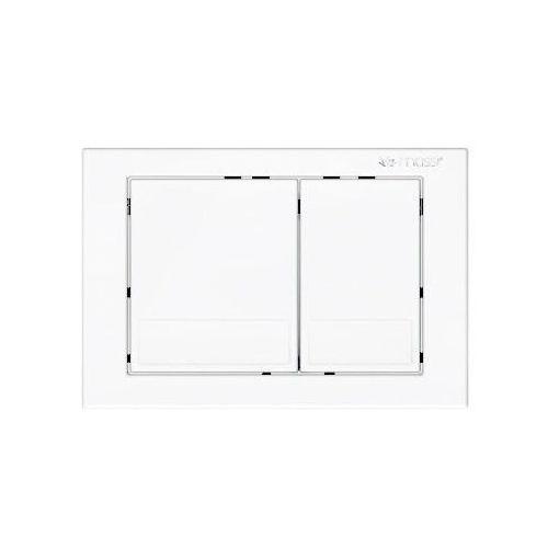 Przycisk spłukujący butto msst-p07 biały marki Massi