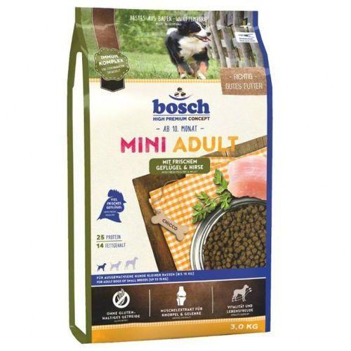 Bosch  mini adult geflugel & hirse 1kg