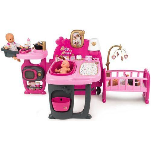 Duży domek dla lalek baby nurse - darmowa dostawa!!! marki Smoby