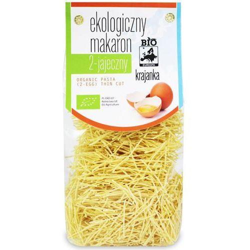Bio europa (żywność europejska) Makaron (2-jajeczny) krajanka bio 250 g - bio europa (5902983782087)