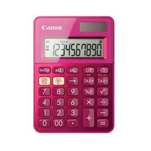 Canon Kalkulator ls-100k różowy (0289c003ab) darmowy odbiór w 21 miastach! (4549292031461)