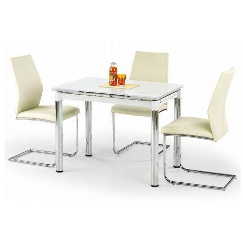 Rozkładany stół kuchenny Promex - biały, V-CH-LOGAN_2-ST-BIAŁY