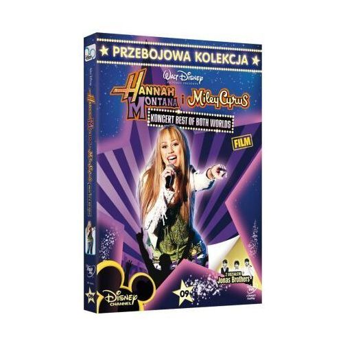 Hannah Montana Koncert Best of Both Worlds (DVD) - Richard Correll, Barry O′Brien