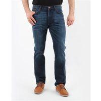 Spodnie Męskie Wrangler Arizona 12OXG59H, kolor niebieski
