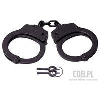 Kajdanki łańcuszkowe UZI Professional Handcuff UZI-HC-PRO-B, UZI-HC-PRO-B