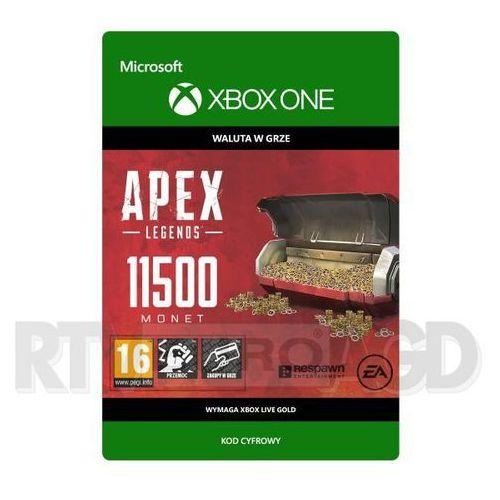Microsoft Apex legends - 11500 monet [kod aktywacyjny] xbox one
