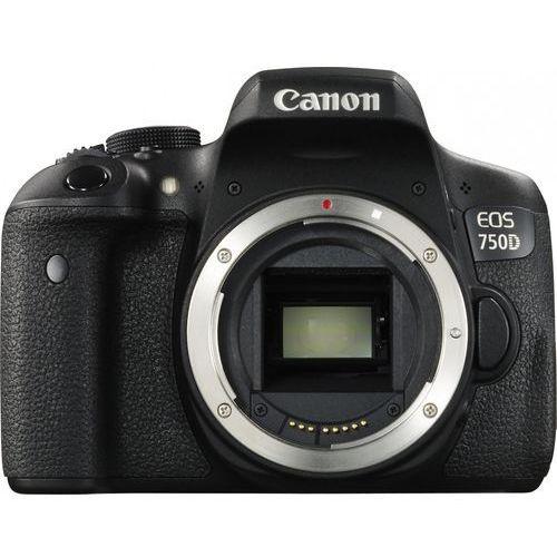 Aparat Canon EOS 750D