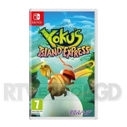Yoku's Island Express Switch