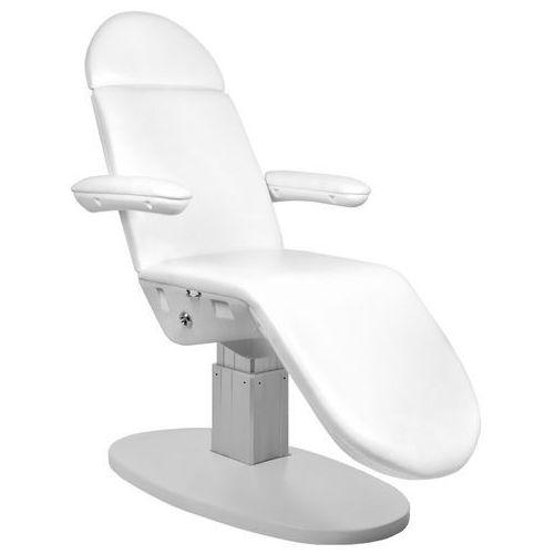 Fotel kosmetyczny elektr. 2240 3 siln. biały marki Activ
