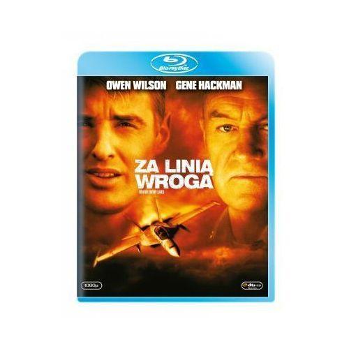 Za linią wroga (Blu-Ray) - John Moore. DARMOWA DOSTAWA DO KIOSKU RUCHU OD 24,99ZŁ