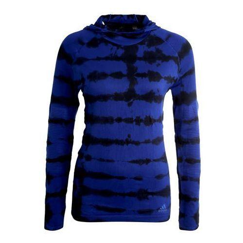 Adidas performance koszulka sportowa mystery ink/legend ink