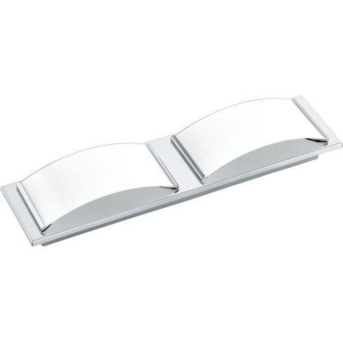 Eglo Plafon wasao 1 94882 lampa sufitowa ścienna 2x5,4w led ip44 chrom / biały