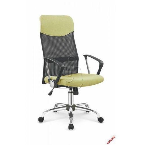 Fotel pracowniczny Halmar Vire 2 zielony – Dostawa GRATIS 24H