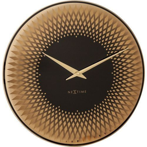 NeXtime - Zegar ścienny Sahara - miedziany