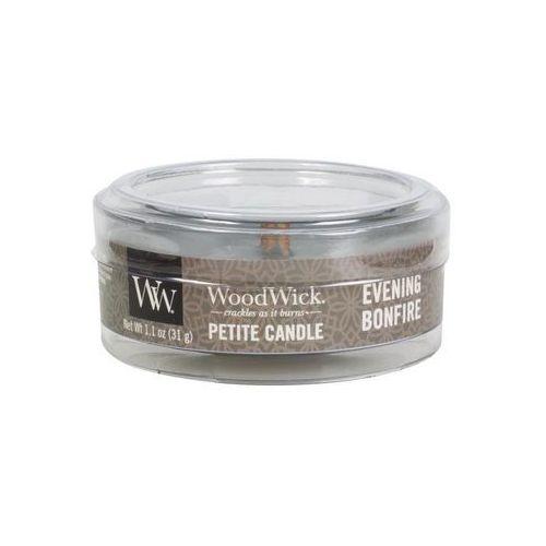 WoodWick - Świeca Petite Evening Bonfire 15h (5038581053837)