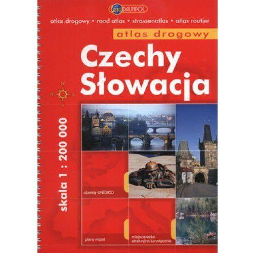 Czechy I Słowacja. Atlas Drogowy W Skali 1:200 000, DAUNPOL