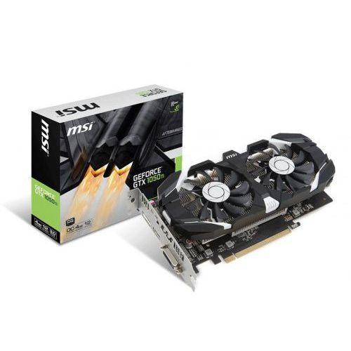 MSI GeForce GTX 1050 Ti OC 4GB DDR5 128BIT DVI-D/HDMI/DP, 1_567023