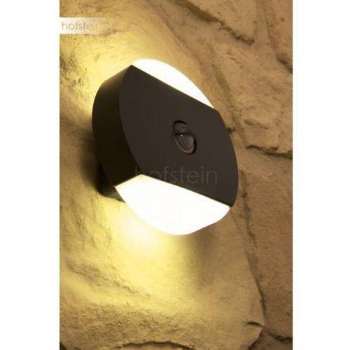 Osram Noxlite zewnętrzny kinkiet LED Czarny, 2-punktowe - Nowoczesny/Design - Obszar zewnętrzny - Noxlite - Czas dostawy: od 4-8 dni roboczych, 4008321980519
