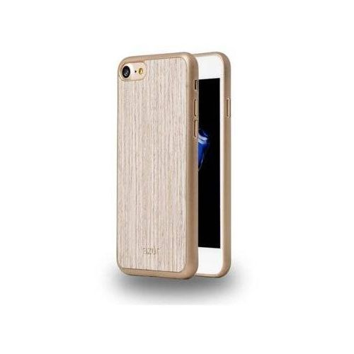 Etui AZURI Elegante Apple iPhone 7/8 drewno beżowy AZCOVELWOODIPH7-BGE