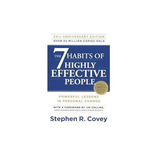 The 7 Habits of Highly Effective People: Powerful Lessons in Personal Change (9780606323185)
