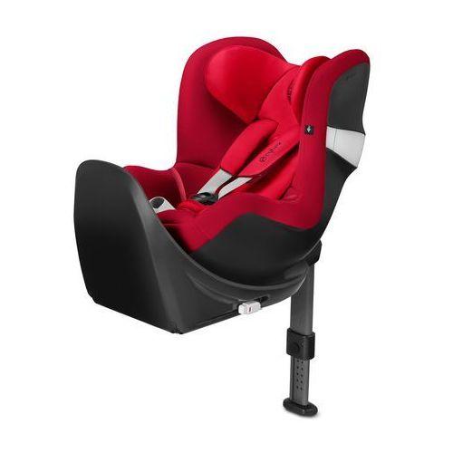 fotelik 0-18kg sirona m2 i-size + base m rebel red marki Cybex