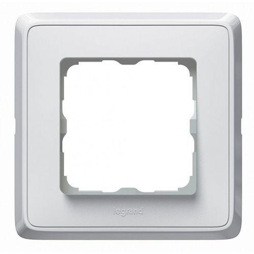 Legrand Cariva Ramka pojedyńcza biała 773651, 773651