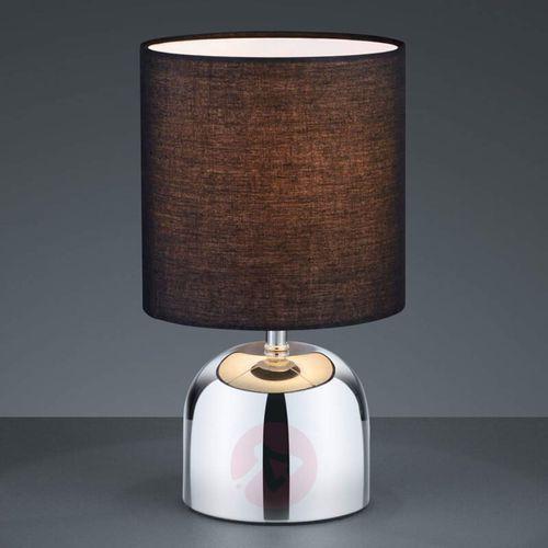 Reality jan lampa stołowa chrom, 1-punktowy - nowoczesny - obszar wewnętrzny - jan - czas dostawy: od 4-8 dni roboczych (4017807354706)