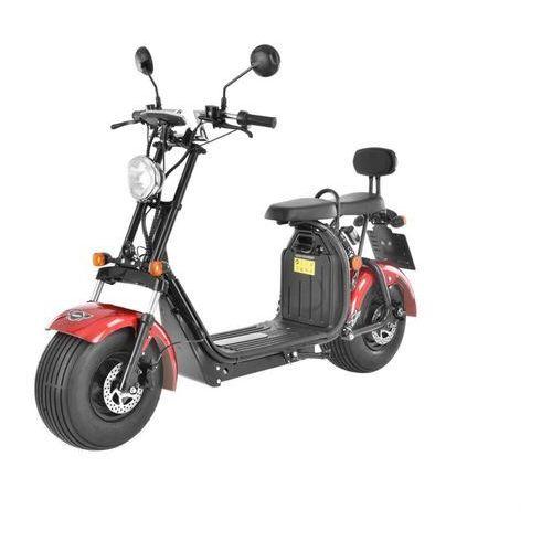Hecht czechy Hecht cocis red skuter e-skuter motor elektryczny akumulatorowy motocross motorek motocykl - oficjalny dystrybutor - autoryzowany dealer hecht (8595614924771)