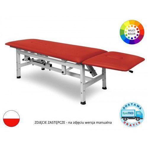 Stół rehabilitacyjny jsr-2e z elektryczną regulacją wysokości marki Juventas