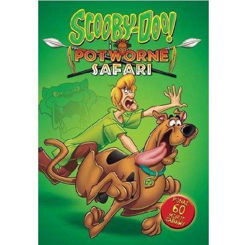 Scooby-Doo i potworne safari (DVD) - Galapagos OD 24,99zł DARMOWA DOSTAWA KIOSK RUCHU (7321909043275)