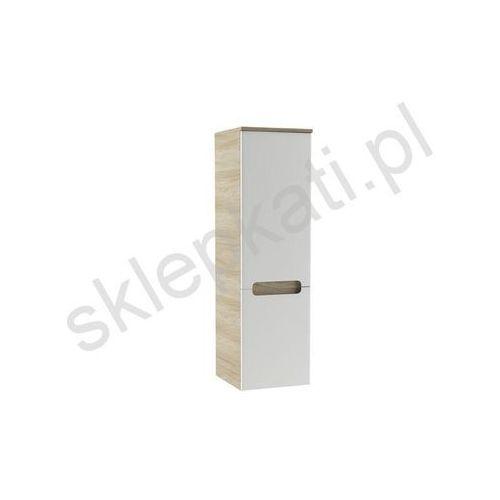 Ravak classic sb 350 l słupek 35x37x120 cm - wariant lewy, kolor latte/biały x000000941
