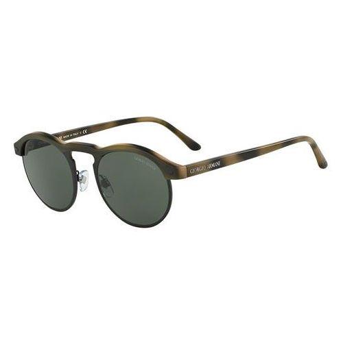 Okulary słoneczne ar8090 frames of life 558252 marki Giorgio armani