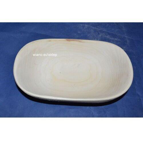 Naczynie drewniane - miska 20x12 cm marki Twórca ludowy