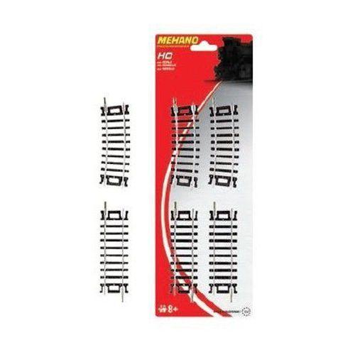 HO Tory 2 x prosty 3' (76,2 mm), 2 x ŁUK 10R457,2 mm (3831000317853)