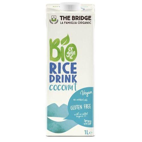 Napój mleko ryżowo-kokosowe 1l -  - eko hit! marki The bridge